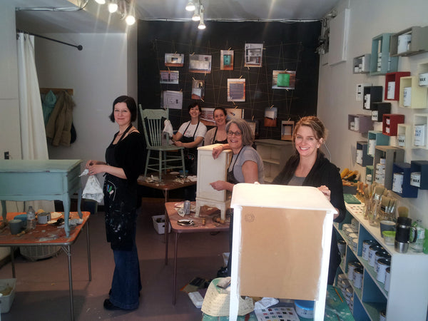 June 2nd: full-day introduction to Chalk Paint™