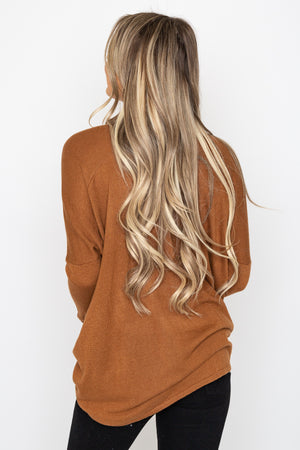Dalia Sweater Camel