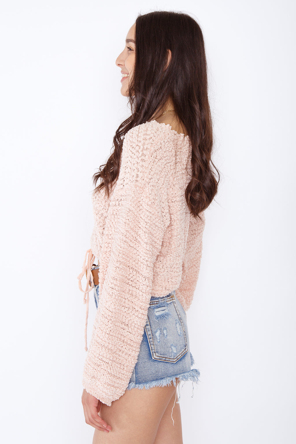 Lauren Popcorn Sweater