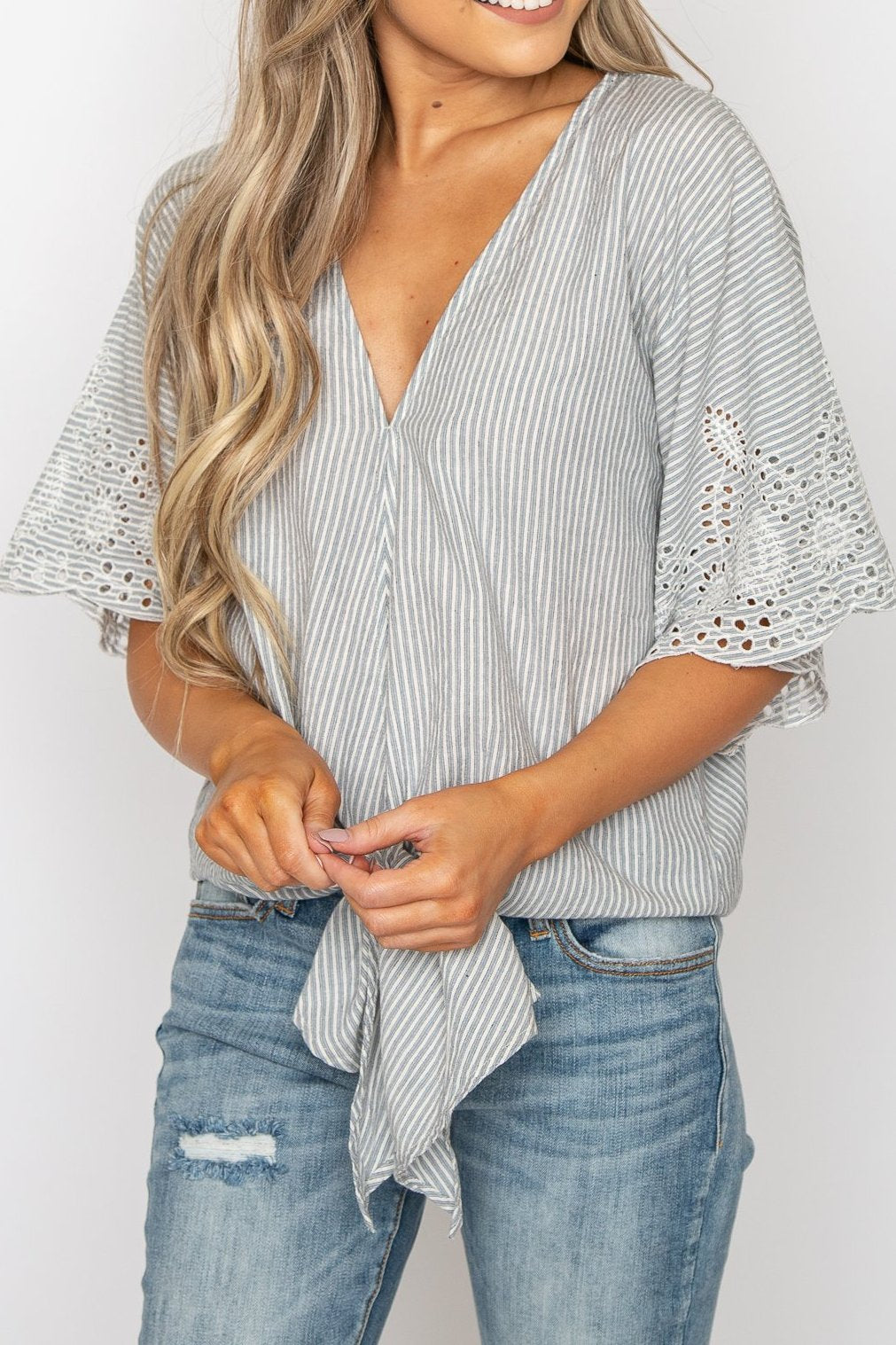 Boardwalk Blouse