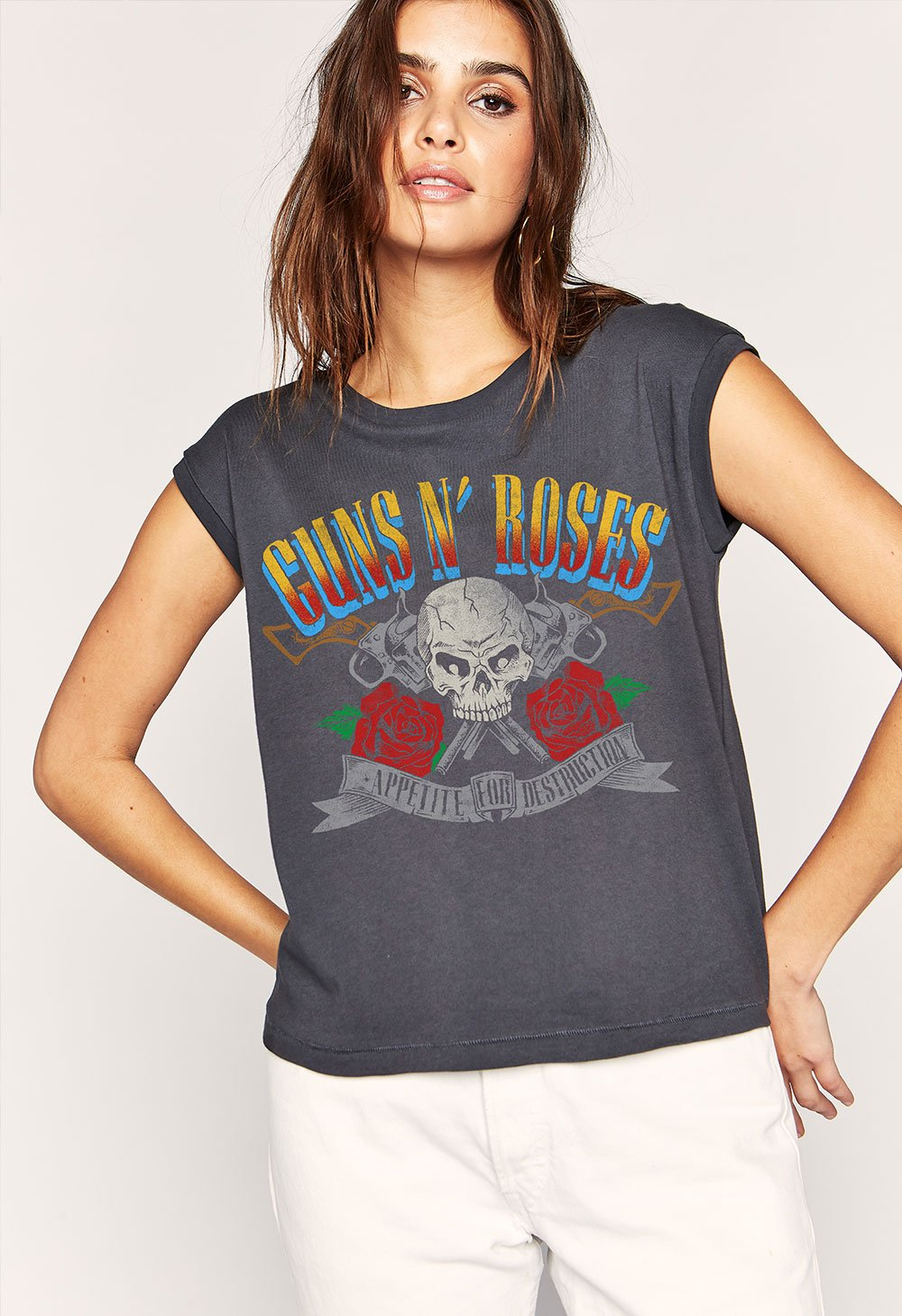 Appetite For Destruction Drop Shoulder Tee