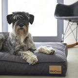 [product _vendor] Lino Dog Cushion Bed - STYLETAILS