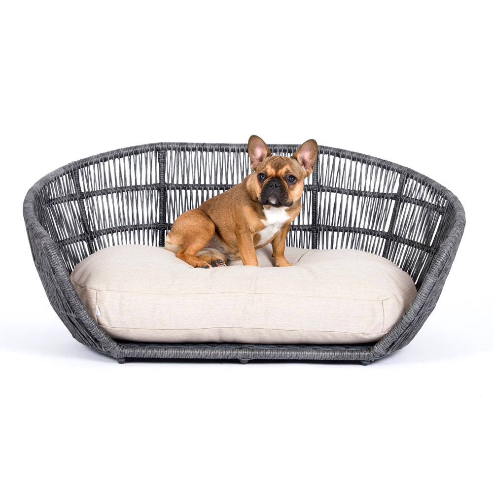 [product _vendor] Prado Dog Bed - Indoor / Outdoor Cushion - STYLETAILS