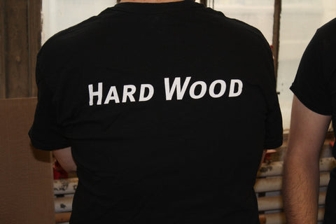 """Hard Wood"" T-Shirts"