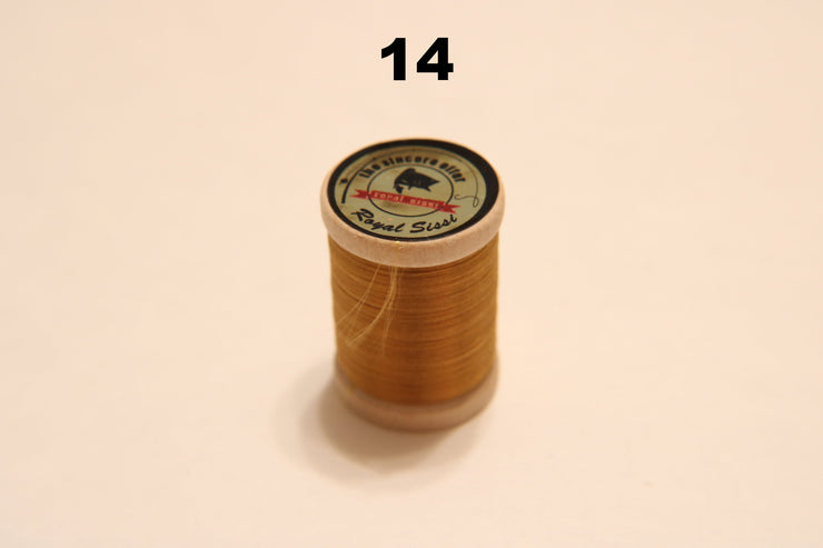 75D Waxed Tying Thread