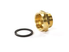 Brass Adapter with Gasket Seal For Jetting Nozzle  (JNA001)