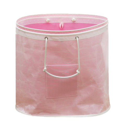 Barbara Barry Grande Catchall - Great Grand/pink peony