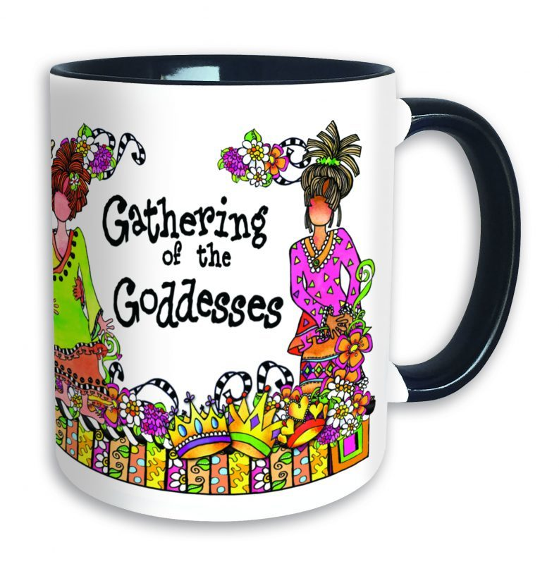 Suzy Toronto 11oz Gathering of the Goddesses Mug
