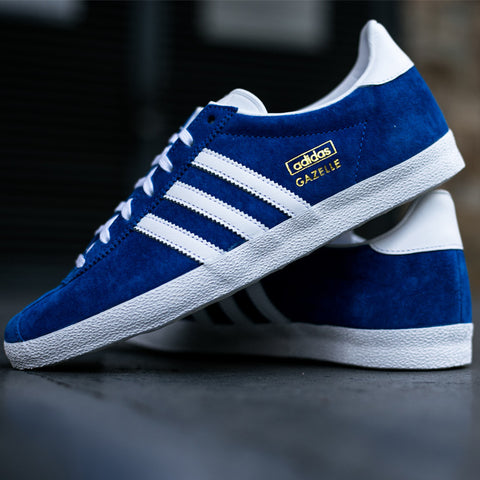 Adidas Gazelle OG (Air Force Blue/White)