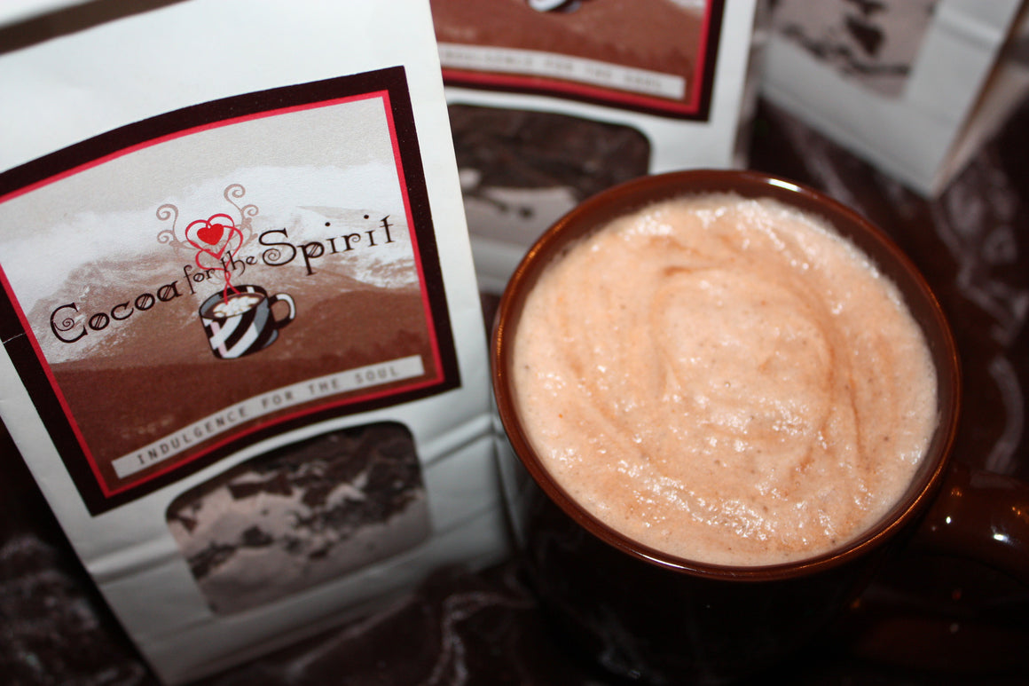 Cocoa for the Spirit - Mayan Spice, Some Like it HOT Blend