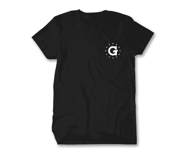 G Pen Stars Tee (Black) - Grenco Science