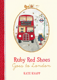RUBY RED SHOES | BOOK | GOES TO LONDON