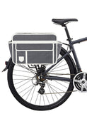 Messenger Bag: Convertible Bicycle Pannier - Goodordering