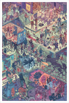 """The Raid 2: Incident on Line 13"" Giclee by Josan Gonzalez & Laurie Greasley"