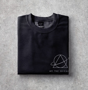 We The Sciencey Chest Logo T-Shirt