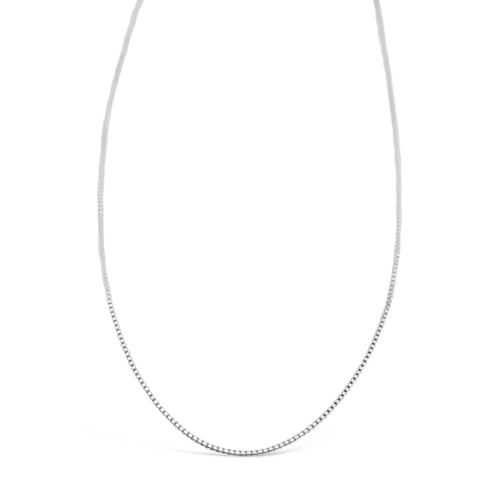 "Adjustable 24"" Thin Box Chain"