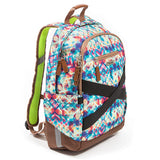 Irving Backpack Pannier - Mosaic