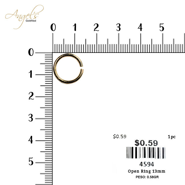 Open Ring 13mm - 4594