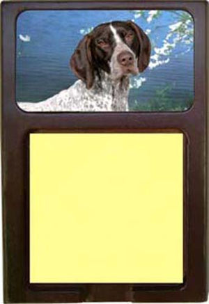 German Shorthair Pointer Note Holder