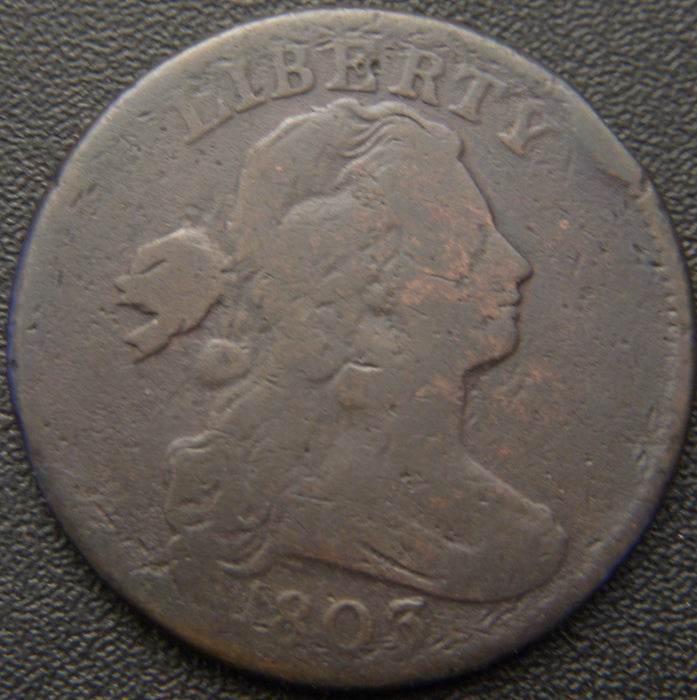1803 Large Cent - Very Good