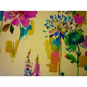 Painted Garden - Fabric