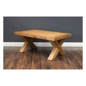 X Coffee Table - Furniture