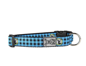 Clip Collar Para Perros Modelo Blue Buffalo Plaid