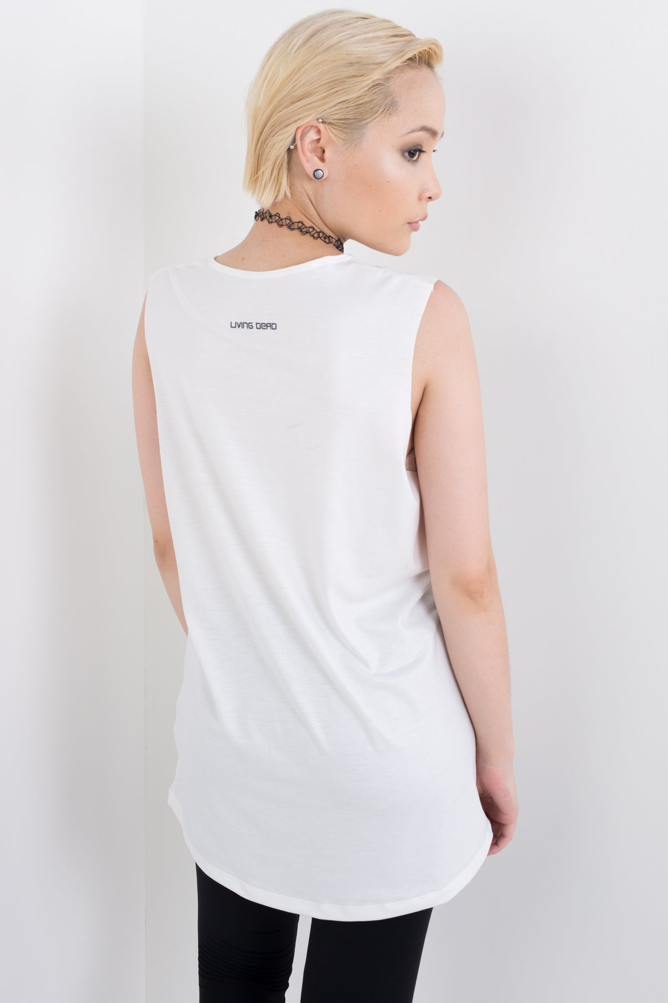Jupiter Sleeveless Tee