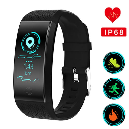 Men's Heart Monitoring Smartwatch