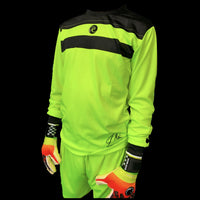Melia Club Goalkeeper Kit - Fingersave Goalkeeper Gloves West Coast Goalkeeping