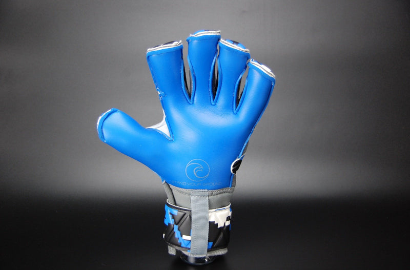 QUANTUM Hurricane All-Weather - Fingersave Goalkeeper Gloves West Coast Goalkeeping