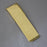 Brass Vertical Letterbox Flap or Tidy