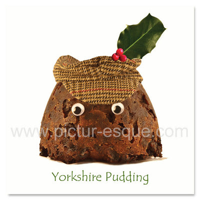 Yorkshire Pudding Blank Notecards