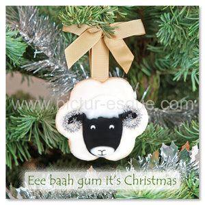 Eee Baah Gum Yorkshire Christmas notecards