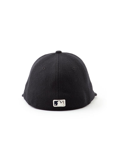 Todd Snyder + New Era NY Yankees Black Wool Hat