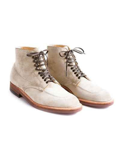 Alden Suede Indy Boot In Milkshake Exclusive