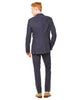 Linen Sutton Suit Jacket in Navy Alternate Image