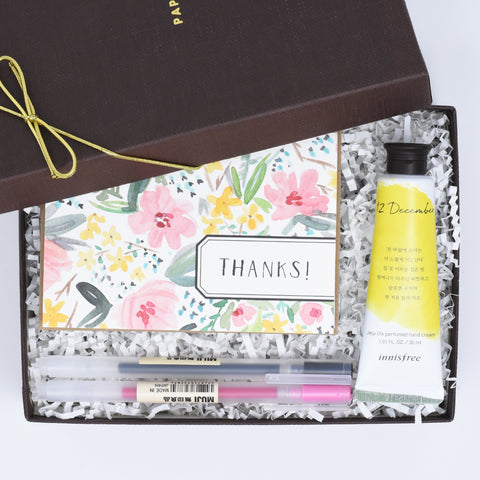 Box of Flowers Gift Box