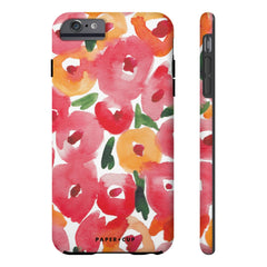 Poppies Phone Case