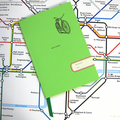 Green Bike Limited Journal