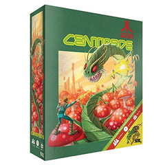 Atari's Centipede Board Game