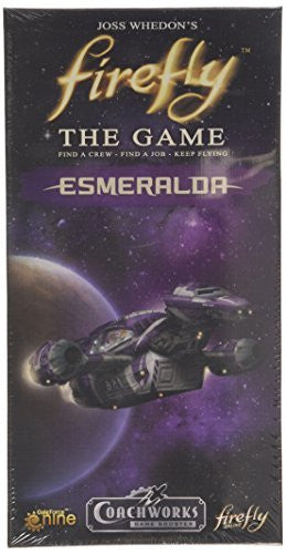 Firefly Esmerelda Expansion Board Game