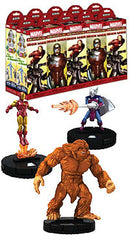 Marvel HeroClix: Invincible Iron Man Booster Brick
