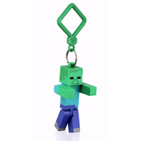 "Minecraft 3"" Hanger in Sealed Blind Pack (1 Random Figure Included), Ages 5 and Up"