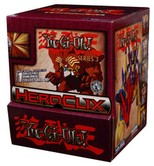 Yu-gi-oh! Heroclix - Series 3 Gravity Feed Booster (24 packs)