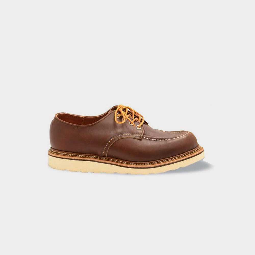 Red Wing Classic Oxford Mahogany 08109