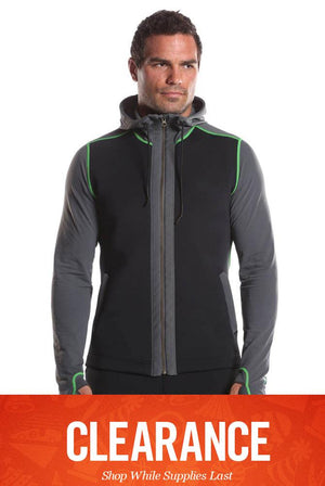Men's Sauna Hooded Jacket V2