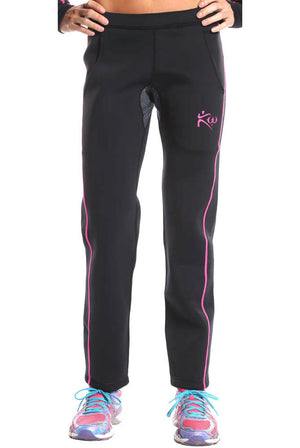 Women's Neoprene Sauna Pants