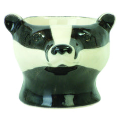 Quail - Badger Face Egg Cup