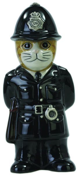 Quail Ceramics: The Policeman